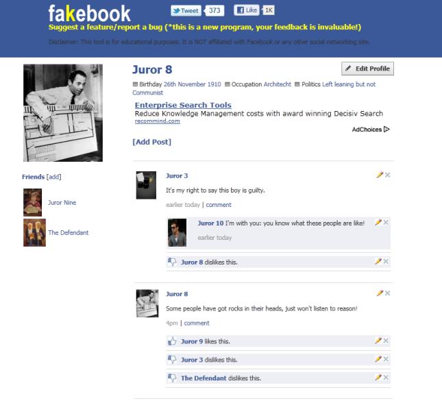 Fakebook image